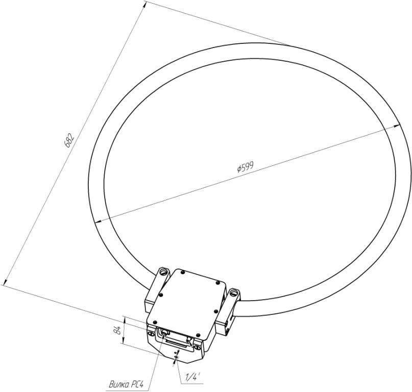 Кв магнитная антенна 36